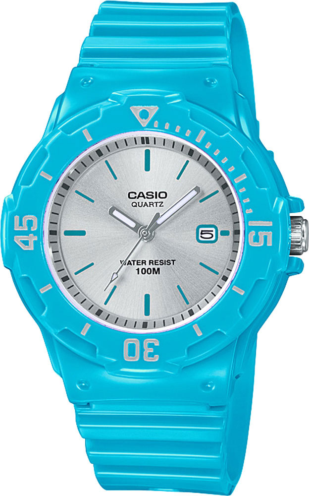 Женские часы Casio LRW-200H-2E3VEF [] f5 blue denim 85 f str w mediumw medium285040