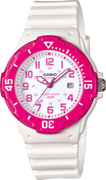 Женские часы Casio LRW-200H-4B casio mrw 200h 4b