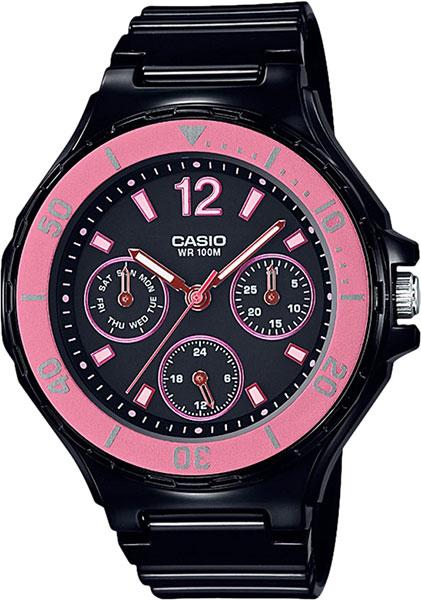 Женские часы Casio LRW-250H-1A2 casio lrw 250h 9a1