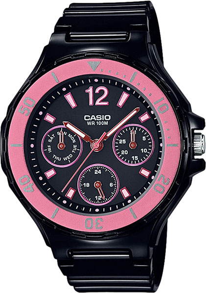 Женские часы Casio LRW-250H-1A2