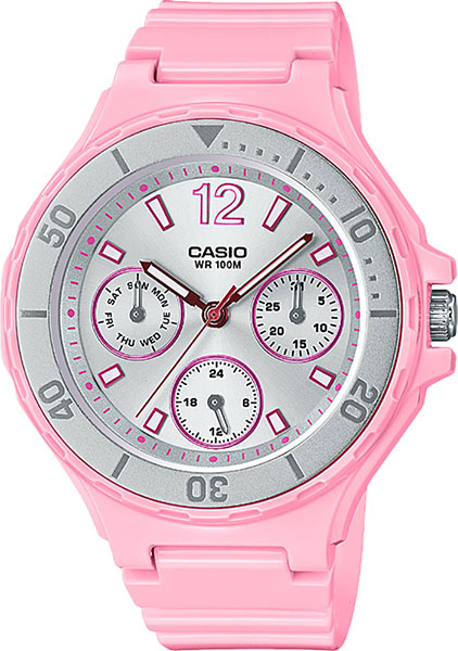 Женские часы Casio LRW-250H-4A2