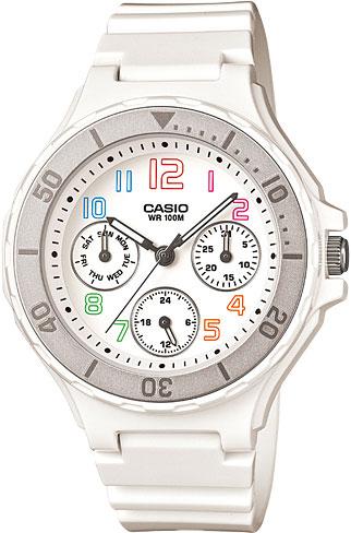 Женские часы Casio LRW-250H-7B casio lrw 250h 9a1