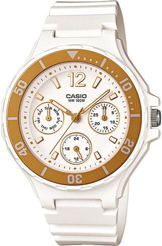 Женские часы Casio LRW-250H-9A1 часы casio collection 61537 lrw 200h 4b white pink