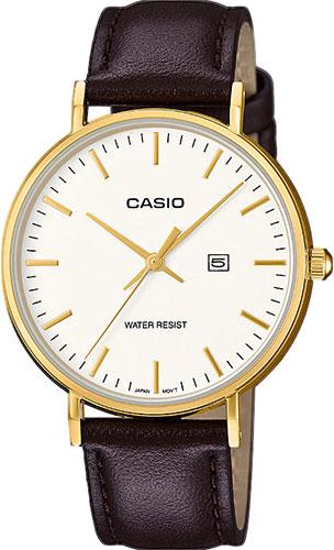 Женские часы Casio LTH-1060GL-7A casio часы casio lth 1060gl 1a коллекция analog