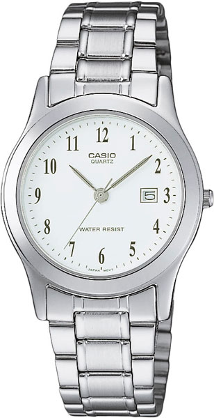 Женские часы Casio LTP-1141PA-7B цена и фото