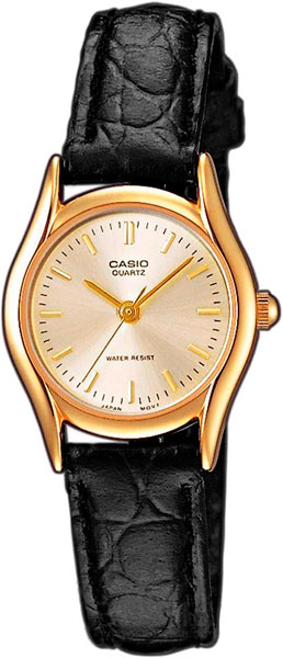 Женские часы Casio LTP-1154PQ-7A часы casio collection ltp 1154pq 7a gold black