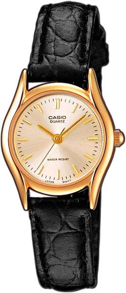 цена Женские часы Casio LTP-1154PQ-7A онлайн в 2017 году