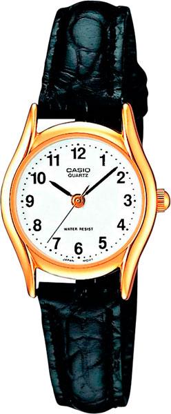 Женские часы Casio LTP-1154PQ-7B уличный настенный светильник favourite 1813 1w