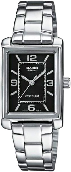 купить Женские часы Casio LTP-1234PD-1A недорого