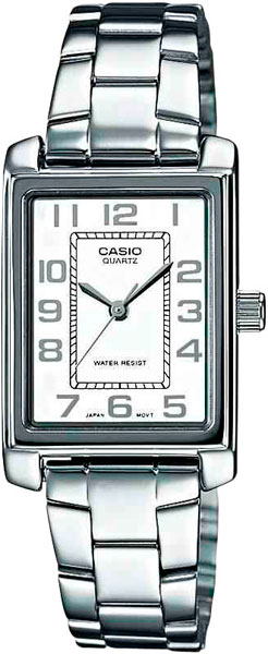 Женские часы Casio LTP-1234PD-7B casio ltp 1234pd 7b