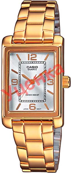 Женские часы Casio LTP-1234PG-7A-ucenka женские часы луч lu 913050027 ucenka