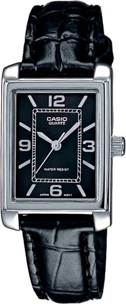 Женские часы Casio LTP-1234PL-1A casio ltp 1215a 7b2