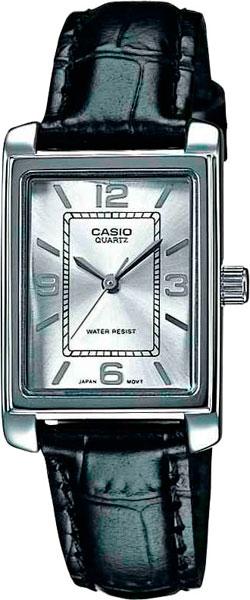 цена  Женские часы Casio LTP-1234PL-7A  онлайн в 2017 году