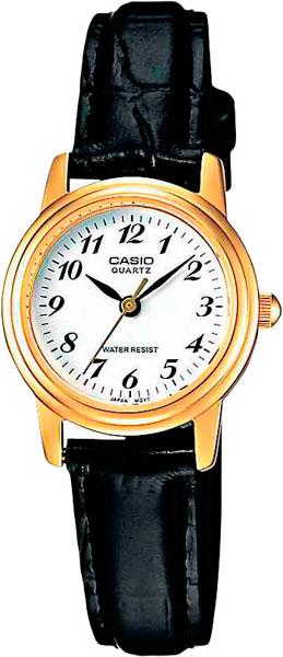 Женские часы Casio LTP-1236PGL-7B цена и фото