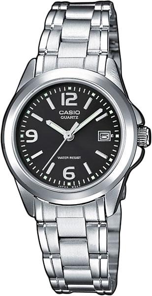Женские часы Casio LTP-1259PD-1A casio ltp 1215a 7b2
