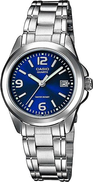 Женские часы Casio LTP-1259PD-2A casio ltp 1215a 7b2