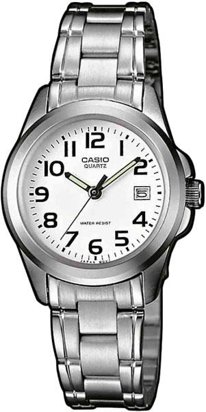 Женские часы Casio LTP-1259PD-7B женские часы casio ltp 2069d 2a2