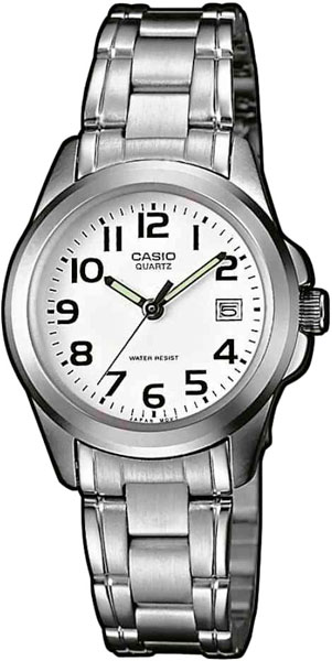 Женские часы Casio LTP-1259PD-7B часы наручные casio часы baby g ba 120tr 7b