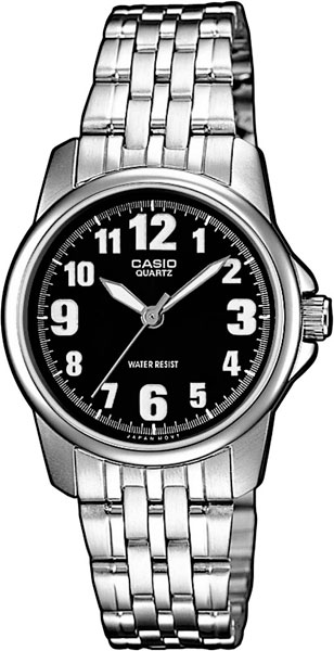 Женские часы Casio LTP-1260PD-1B casio ltp v002d 1b