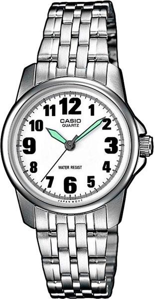 Женские часы Casio LTP-1260PD-7B часы наручные casio часы baby g ba 120tr 7b