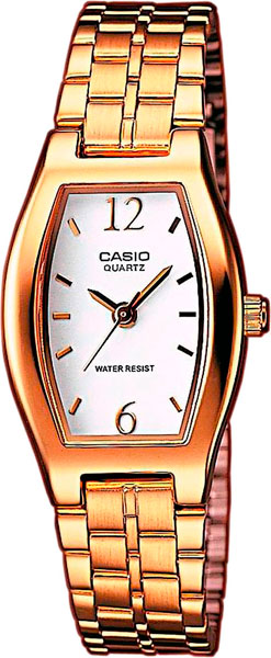 Женские часы Casio LTP-1281PG-7A casio sheen multi hand shn 3013d 7a
