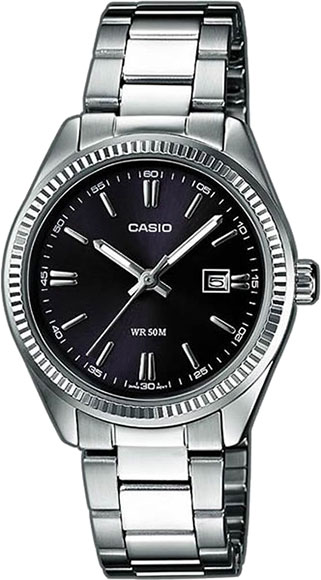 Женские часы Casio LTP-1302PD-1A1 casio mtp 1302d 1a1