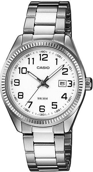 цена Женские часы Casio LTP-1302PD-7B онлайн в 2017 году