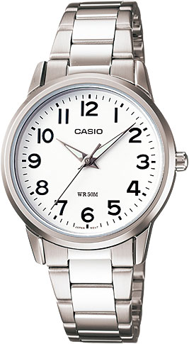 Женские часы Casio LTP-1303PD-7B цена и фото