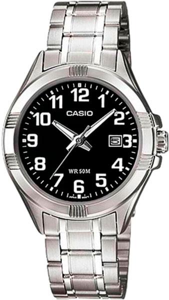 Женские часы Casio LTP-1308PD-1B casio ltp 1215a 7b2