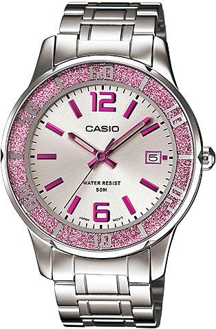 Женские часы Casio LTP-1359D-4A casio ltp e403d 4a