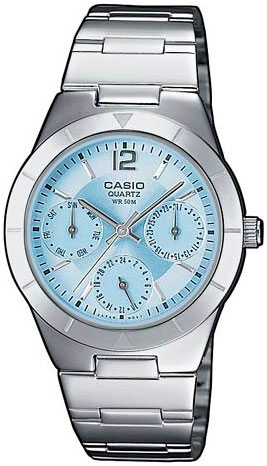 Женские часы Casio LTP-2069D-2A женские часы casio ltp 2069d 2a2