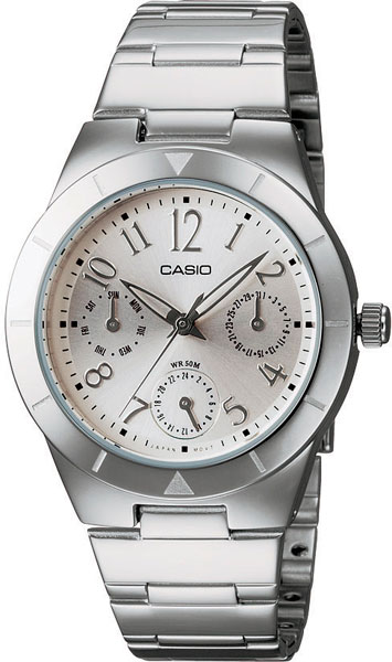 Женские часы Casio LTP-2069D-7A2 casio ltp 2069d 4a