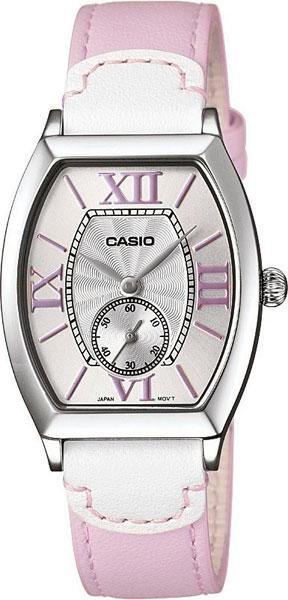 Женские часы Casio LTP-E114L-6A casio ltp e114l 7a