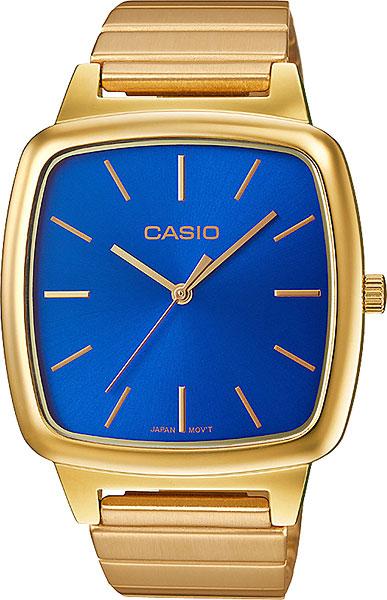 Женские часы Casio LTP-E117G-2A casio часы casio ltp e117g 9a коллекция analog