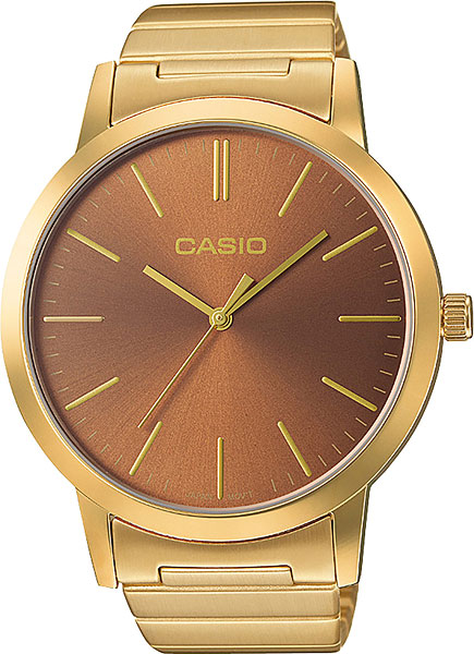 Женские часы Casio LTP-E118G-5A casio ltp 2087gl 5a