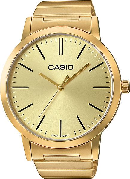 Женские часы Casio LTP-E118G-9A casio ltp e118g 5a