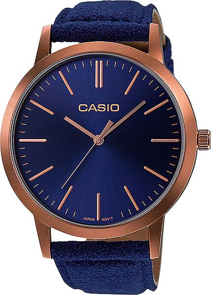 Женские часы Casio LTP-E118RL-2A женские часы casio ltp e118rl 5a