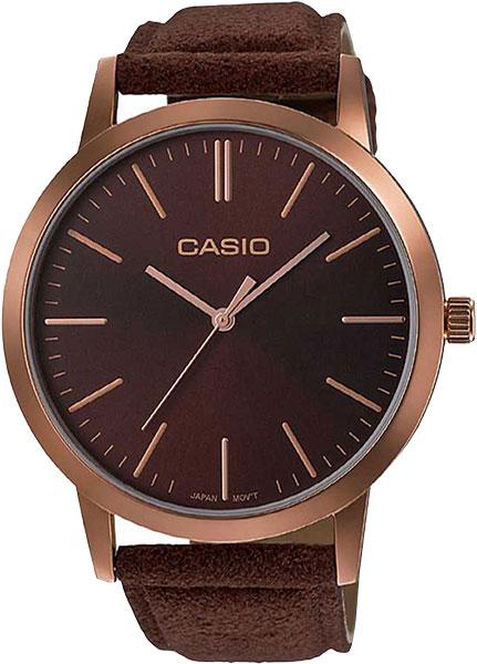 Женские часы Casio LTP-E118RL-5A casio casio ltp 1314d 5a