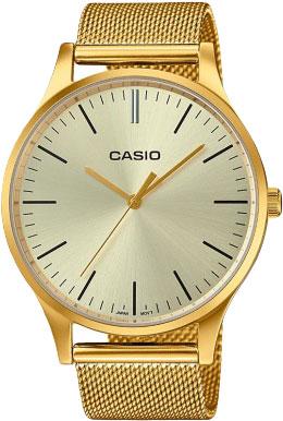 Женские часы Casio LTP-E140G-9A casio часы casio ltp e140g 9a коллекция analog