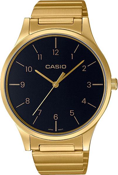 Женские часы Casio LTP-E140GG-1B casio ltp v002d 1b