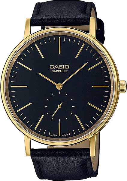 Женские часы Casio LTP-E148GL-1A часы casio ltp e118g 5a