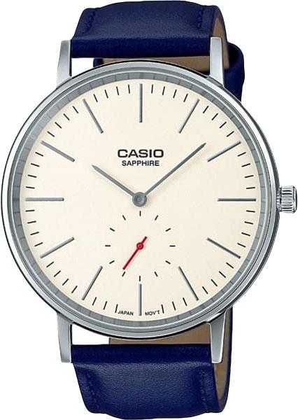 Женские часы Casio LTP-E148L-7A женские часы casio ltp 1154pq 7a