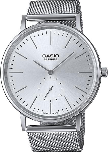 Женские часы Casio LTP-E148M-7A часы casio ltp e118g 5a