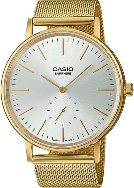 цена Женские часы Casio LTP-E148MG-7A онлайн в 2017 году
