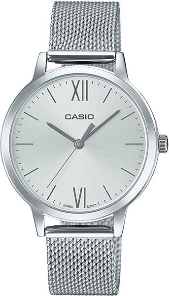 Женские часы Casio LTP-E157M-7A женские часы casio ltp 1154pq 7a