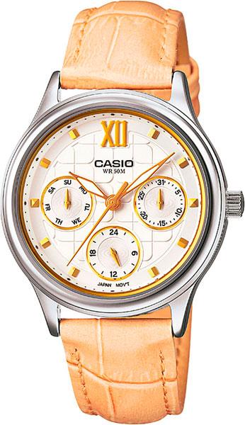 Женские часы Casio LTP-E306L-7A casio ltp e306l 7a