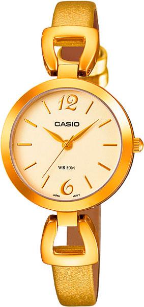 Женские часы Casio LTP-E402GL-9A casio ltp e118g 9a