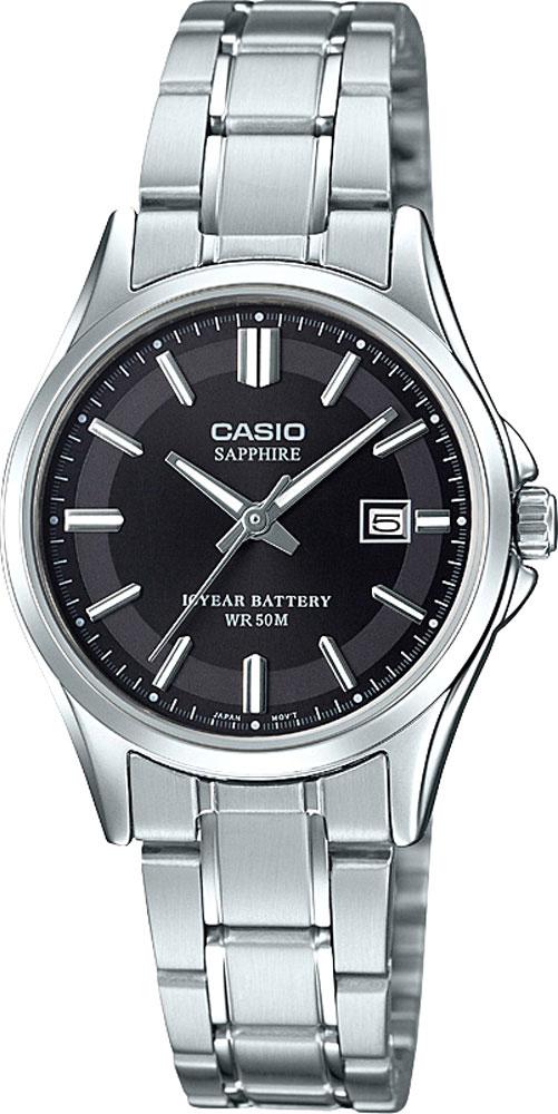 Женские часы Casio LTS-100D-1AVEF