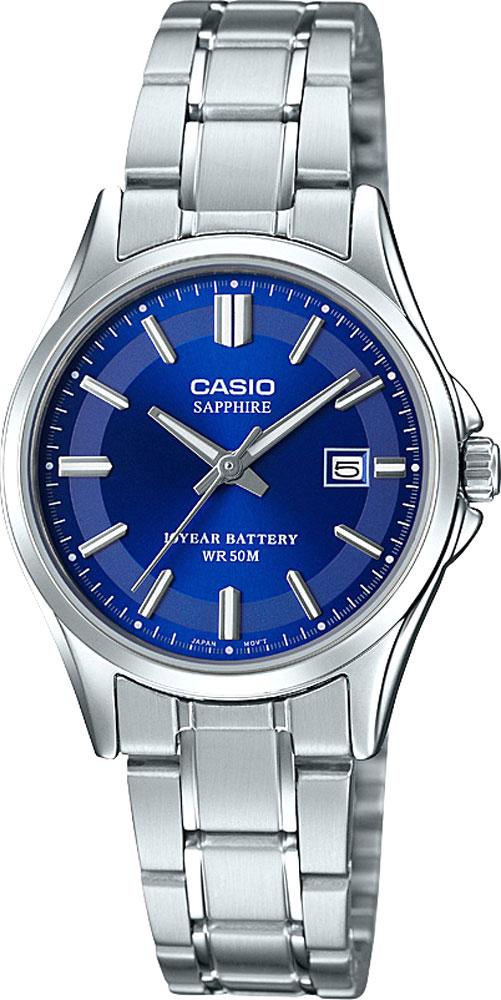 Женские часы Casio LTS-100D-2A2VEF