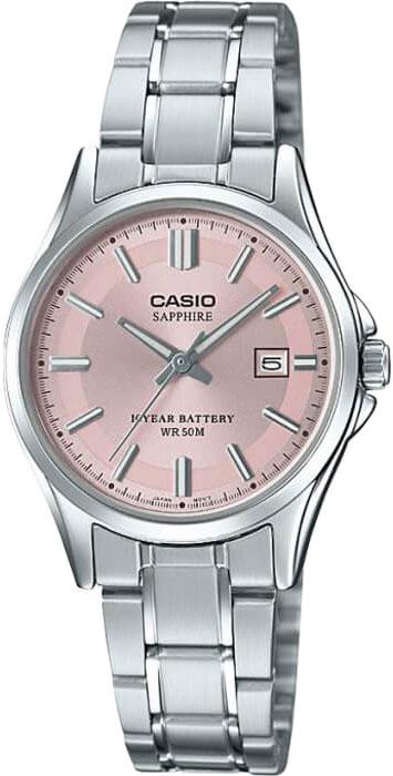 Женские часы Casio LTS-100D-4AVEF
